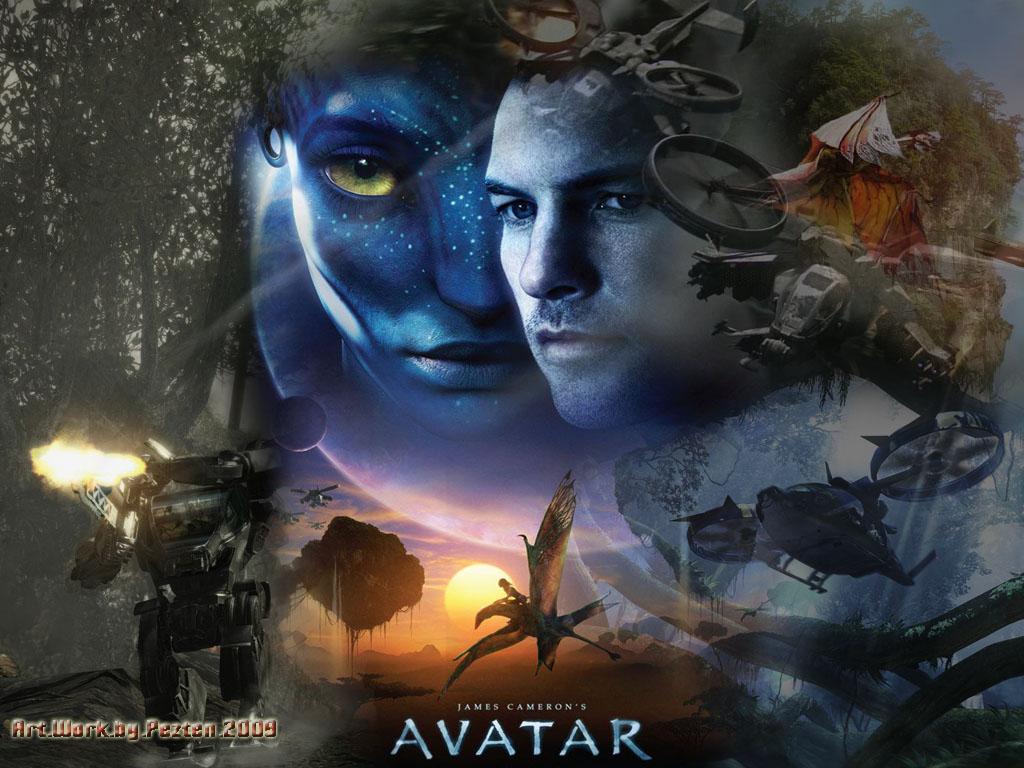 Cine Film Actors Rakta Charitra: :::CINE FILM ACTORS: AVATAR FILM WALLPAPERS (HOLLYWOOD)-1:::