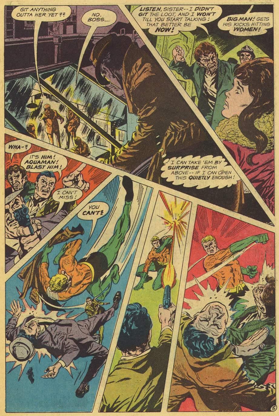 Aquaman (1962) Issue #45 #45 - English 7