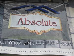 rokok absolute