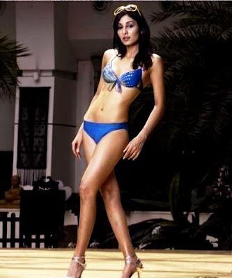 Pooja Chopra Bikini
