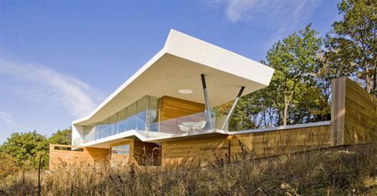 Home Tren Design Small Minimalist Mountain House Design By Joel Sanders Architects