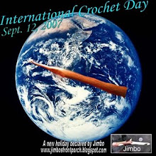 12 de Setembro DIA INTERNACIONAL DO CROCHET!!