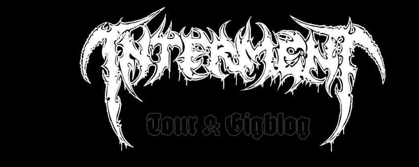 Interment Tourblog