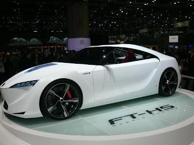 lexus sports car