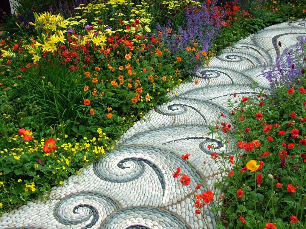 22 proyectos de concreto DIY e ideas creativas para su jardín