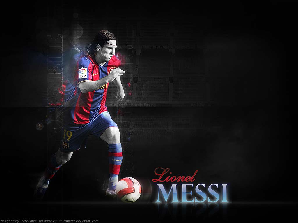 linoel messi wallpaper