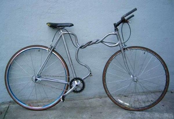 sepeda unik:gambar-gambar aneh