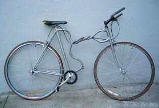 Sepeda Unik Gambar Gambar Aneh
