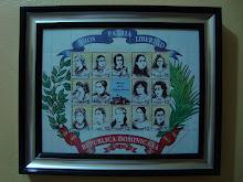 Cuadro de Mujeres de la Independencia.