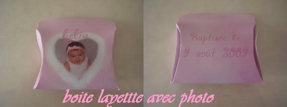 boite layette