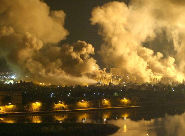 historia guerra en irak: