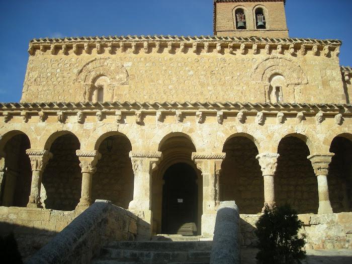 San Esteban de Gormaz,  iglesia de San Miguel