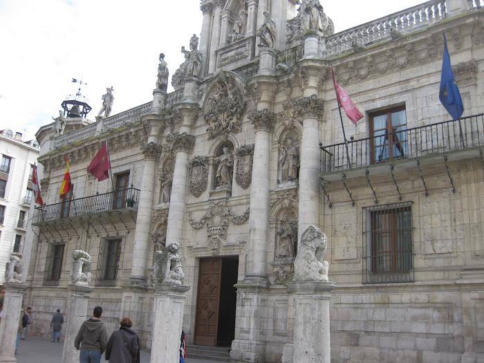 Valladolid, la universidad