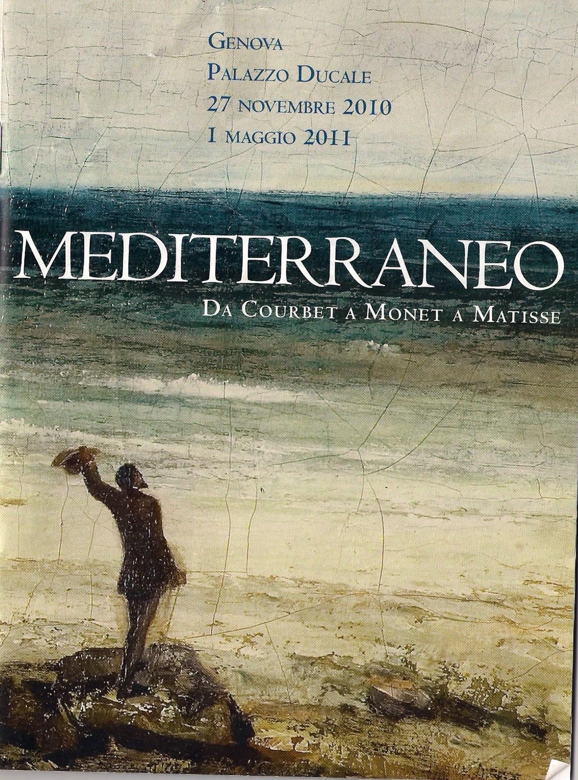 La cantina di mery mediterraneo da courbet a monet a matisse for Da matisse a monet