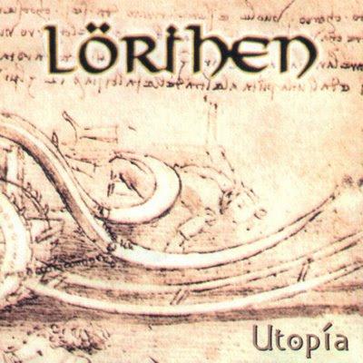 DISCOGRAFIA LORIHEN Lorihen-Utopia-Frontal