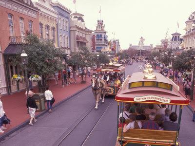 walt disney world magic kingdom logo. Disneyland Park