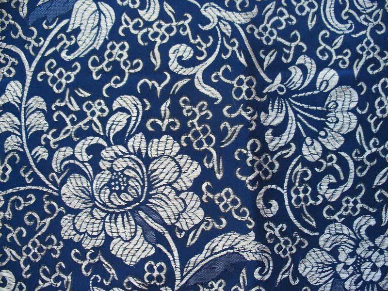 BLUE AND WHITE: Blue and White Vintage Wallpaper