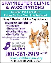 Humane Society of Utah - UtahHumane.org