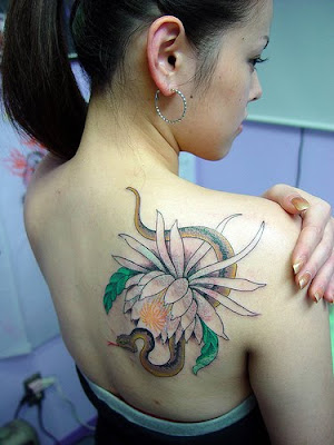 Japanese Flower Tattoo Gallery
