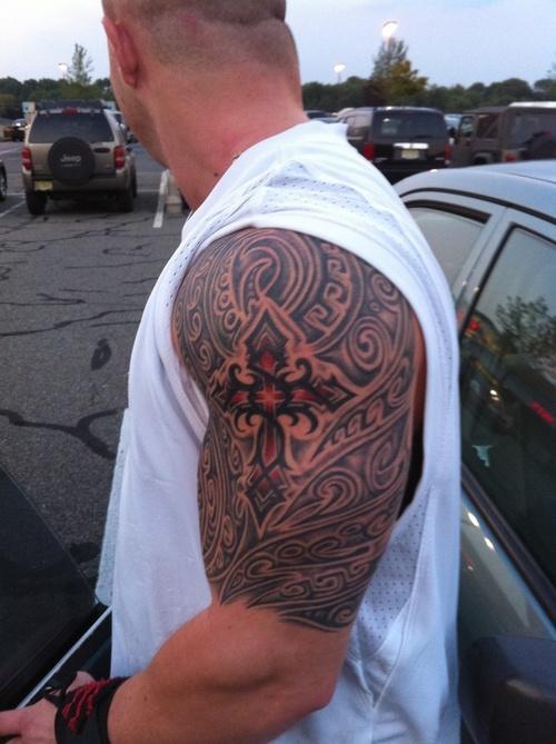 Unterarm tribal tattoo lilzeu de