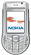 Handphone (HP) Nokia 6630