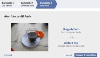 Cara unggah foto ke Facebook (FB)