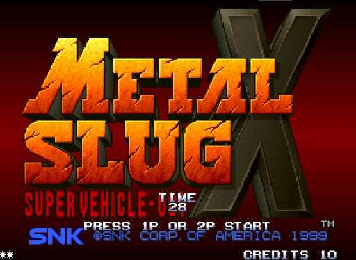 Kof 2002 y todos los Metal Slug + NeorageX v.5.4 [MU]