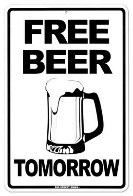 Free as in Beer