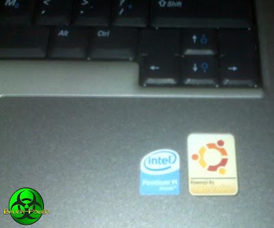 Powered By Ubuntu Action Shot