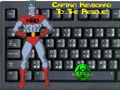 Captain Keyboard