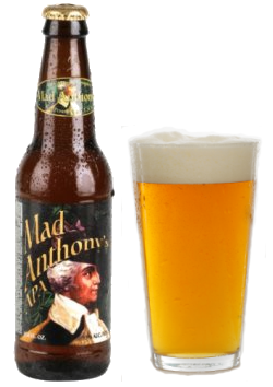 MA Erie PENNSYLVANIA MAD ANTHONY/'S APA Erie Brewing Co. Beer STICKER