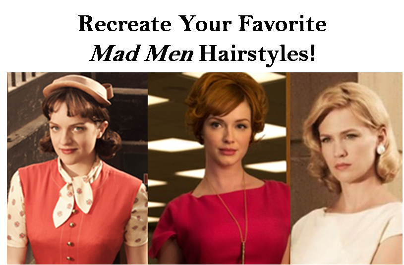 Gallery For How To Do Mad Men Women Hairstyles