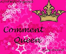 Comment Queen Award