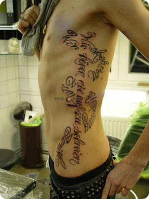 Tattoo Phrases