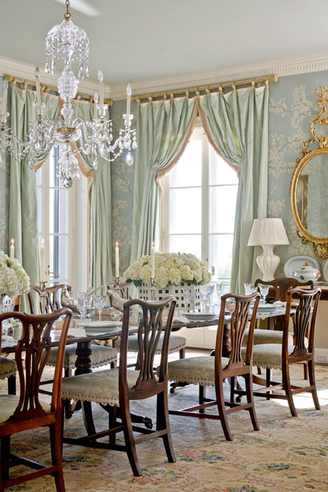 Splendid Sass: Janet Simon ~ Interior Design