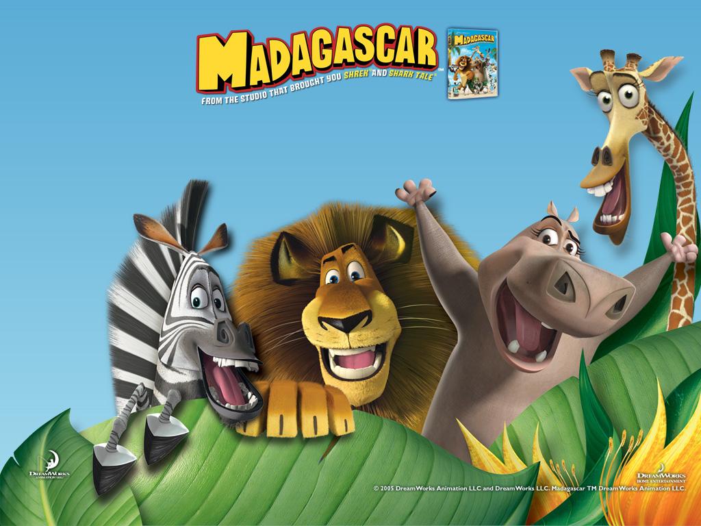 Madagascar (2005) DVDRip
