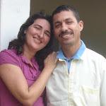 Pr. Felipe e Eveline (esposa)