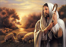 """My sheep hear My voice, and I know them, and they follow Me."""