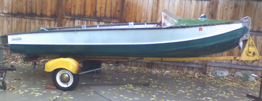 Boat Restoration Project