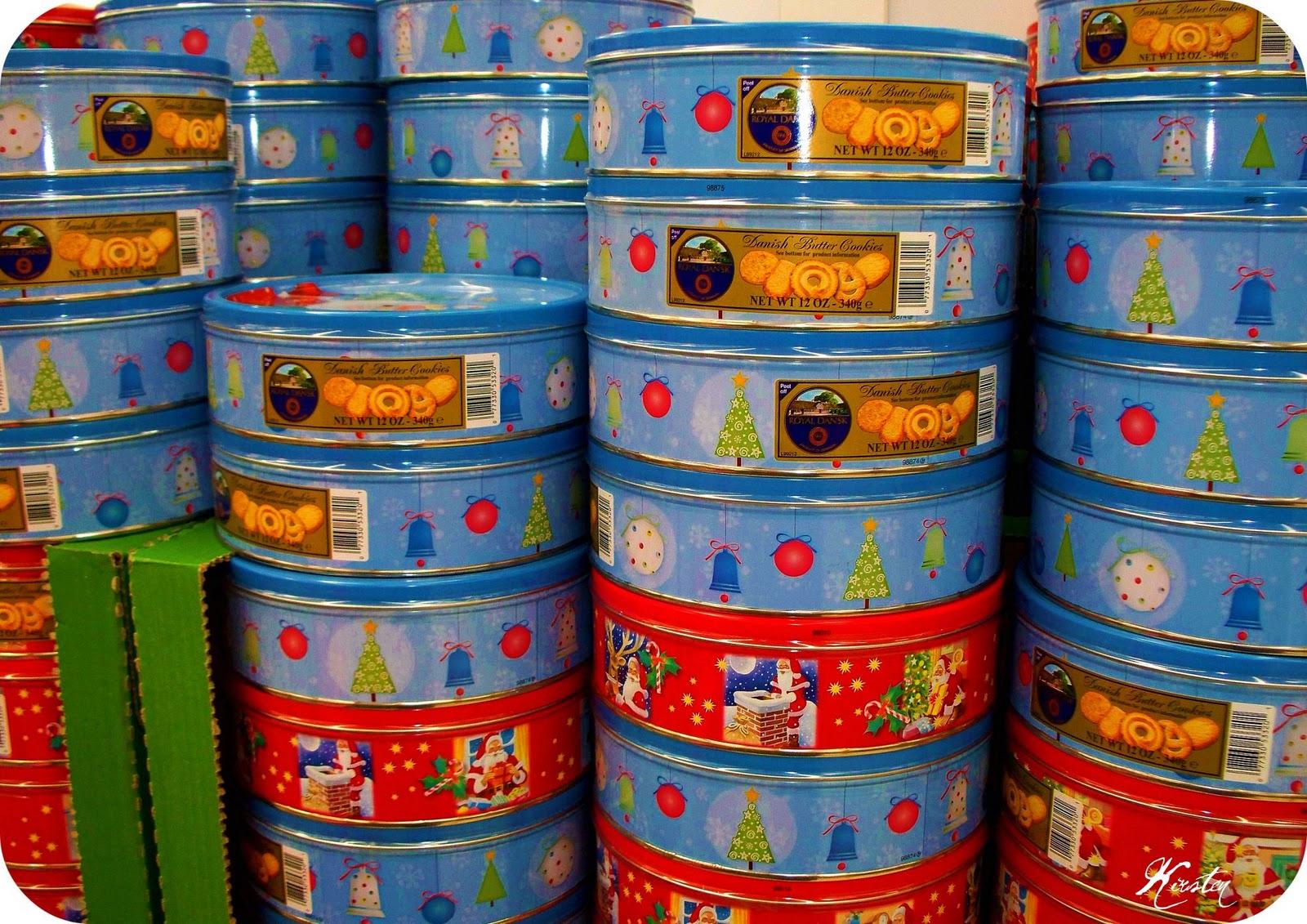 Ksten Danish Butter Cookies And Nostalgia