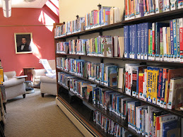 Essex Library Young Adult Area