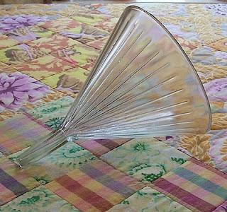 w t co glass funnel