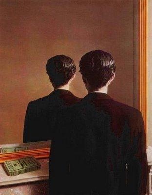 Agnieszka k dzierska 07 2010 - Magritte uomo allo specchio ...