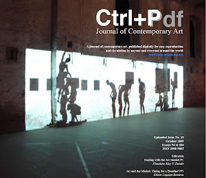 Ctrl+P Journal of Contemporary Art Issue 15