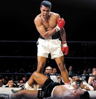 Muhammad Ali And Bruce Lee