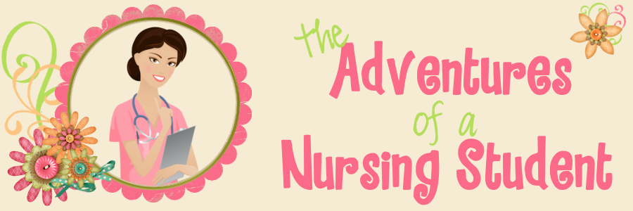 The Adventures Of A Nursing Student