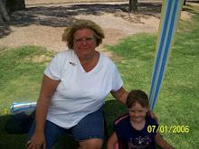 Sydney and Nana