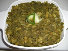 potato methi for chapathi