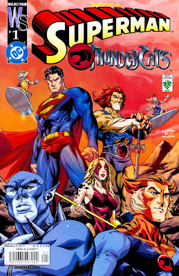 Superman Vs Thundercats