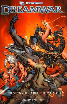 Dreamwar: DC vs Wildstorm